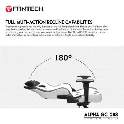 FANTECH GAMING CHAIR  ALPHA GC-283